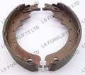HALLA BRAKE SHOE SET OF TWO (LS4489)