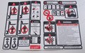 DECAL SAFETY KIT (LS6890)